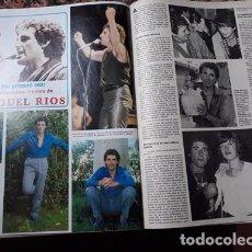 Coleccionismo de Revistas y Periódicos: MIGUEL RIOS . Lote 105635751