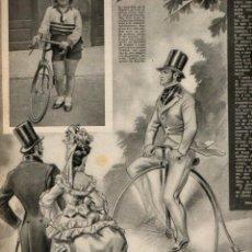 Coleccionismo de Revistas y Periódicos: REVISTA ALGO 1ER SEMESTRE 1934 - 26 NÚMEROS ENCUADERNADOS. Lote 105668135