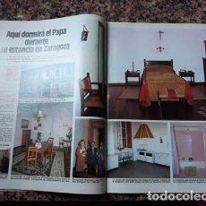 Coleccionismo de Revistas y Periódicos: EL PAPA JUAN PABLO II EN ESPAÑA 1982. Lote 105697967