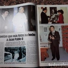 Coleccionismo de Revistas y Periódicos: EL PAPA JUAN PABLO II EN ESPAÑA 1982. Lote 105697971