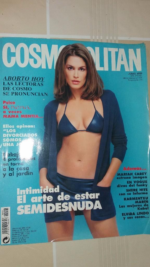 Coleccionismo de Revistas y Periódicos: revistas cosmopolitan - Foto 2 - 36362747