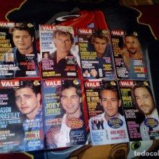 Coleccionismo de Revistas y Periódicos: LOTE 26 REVISTAS NUEVO VALE 1995.. Lote 105916171