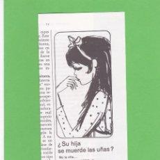 Coleccionismo de Revistas y Periódicos: PUBLICIDAD 1967. ANUNCIO LABORATORIO VITAPHARM. Lote 106002491