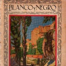 Coleccionismo de Revistas y Periódicos: REVISTAS BLANCO Y NEGRO Nº1942. MADRID 5 AGOSTO 1928. VER ARTÍCULOS:. Lote 106050127