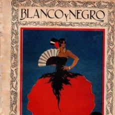 Coleccionismo de Revistas y Periódicos: REVISTAS BLANCO Y NEGRO Nº 1946. MADRID 2 SEPTIEMBRE 1928. VER ARTÍCULOS:. Lote 106068479
