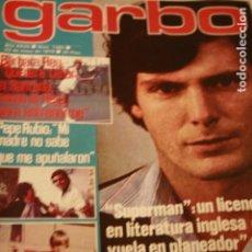 Coleccionismo de Revistas y Periódicos: CHRISTOPHER REEVE SUPERMAN MARIA JOSE CANTUDO PALOMA SAN BASILIO LAS DEBLAS ABBA 1979. Lote 106562343