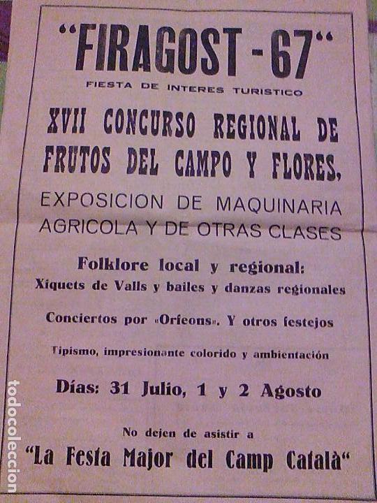 Coleccionismo de Revistas y Periódicos: JUVENTUD SEMANARIO NACIONAL SINDICALISTA VALLS TARRAGONA DIA DE ANDORRA LA VELLA 1967 - Foto 9 - 106584271