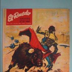 Coleccionismo de Revistas y Periódicos: EL RUEDO SEMANARIO GRÁFICO TAURINO Nº 1231. Lote 106760239