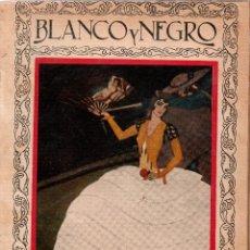 Coleccionismo de Revistas y Periódicos: REVISTAS BLANCO Y NEGRO Nº1950. MADRID 30 SEPTIEMBRE 1928. VER ARTÍCULOS:. Lote 106913347