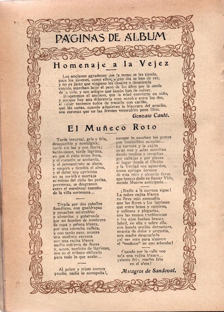 Coleccionismo de Revistas y Periódicos: Revistas Blanco y Negro nº 1912. Madrid 8 Enero 1928. Ver artículos: - Foto 2 - 106914327