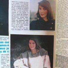 Coleccionismo de Revistas y Periódicos: MISS PUERTO RICO LIZETTE RODRIGUEZ. Lote 107059487