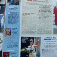 Coleccionismo de Revistas y Periódicos - DEMI LEIGH MISS UNIVERSO - 107064215