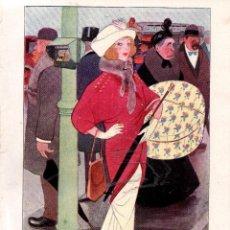 Coleccionismo de Revistas y Periódicos: REVISTAS BLANCO Y NEGRO Nº1189. MADRID 1 MARZO 1914. VER ARTÍCULOS:. Lote 107095659