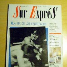 Coleccionismo de Revistas y Periódicos: SUR EXPRES, N.º 1, ABRIL-MAYO 1987. Lote 107144795