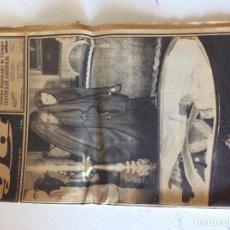 Coleccionismo de Revistas y Periódicos: YA, 21 NOVIEMBRE 1975;MUERTE FRANCO. Lote 107159947