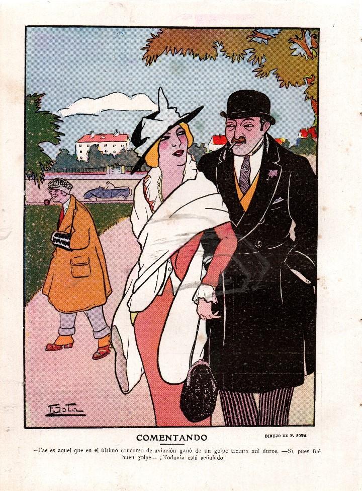 Coleccionismo de Revistas y Periódicos: Revistas Blanco y Negro nº 1186. Madrid 8 Febrero 1914. Ver artículos: - Foto 2 - 107189135