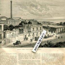 Coleccionismo de Revistas y Periódicos: REVISTA AÑO 1888 EXPOSICION UNIVERSAL DE BARCELONA ARCO CERVECERIA BIECKERT CERVEZA BUENOS AIRES. Lote 107231175
