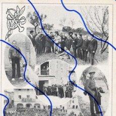 Coleccionismo de Revistas y Periódicos: MIGUEL FLETA 1923 ALBALATE DEL CINCA HOJA LIBRO. Lote 107339067