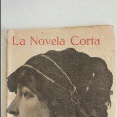 Coleccionismo de Revistas y Periódicos: LA NOVELA CORTA 34 PAG. 1916. Lote 107350047