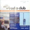 Coleccionismo de Revistas y Periódicos: REVISTA **RADIO CLUB** ¨¨¨AÑO 1 / Nº 1¨¨¨¨ MARZO 1985. Lote 107401383