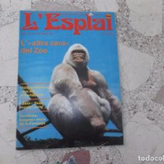 Coleccionismo de Revistas y Periódicos: L´ESPLAI Nº 61 MAIG-1980, EN CATALAN, LA ALTRA CARA DEL ZOO, HELIBERT BARRERA,SALÑO: SEXE Y SANG,. Lote 107570011