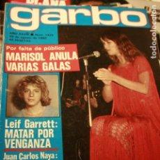 Coleccionismo de Revistas y Periódicos: JUAN CARLOS NAYA MARISOL VACACIONES EN EL MAR CON OCHO BASTA ABBA 1980. Lote 107600203