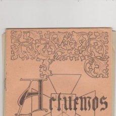 Colecionismo de Revistas e Jornais: ACTUEMOS. LOTE DE 7 EJEMPLARES Nº: 1,4,7,10,11,12 Y 14. MADRID 1933.. Lote 107830363
