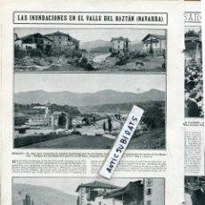 Coleccionismo de Revistas y Periódicos: REVISTA AÑO 1913 VALLE DEL BAZTAN ERRAZU ELIZONDO ERRATZU FUTBOL CLUB BARCELONA F. C. CHALLENGUE . Lote 108343831