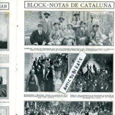 Coleccionismo de Revistas y Periódicos: REVISTA AÑO 1913 VIELLA ILUSTRACION OBRERA ORFEON DE FALSET TESALONICA SALONICA FUTBOL RCD ESPAÑOL. Lote 108675715