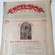 Coleccionismo de Revistas y Periódicos: REVISTA EXCELSIOR OCTUBRE 1936 JUVENTUD FEMENINA A.C. MALLORCA GUERRA CIVIL. Lote 108792651
