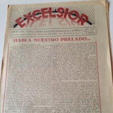 Coleccionismo de Revistas y Periódicos: REVISTA EXCELSIOR ABRIL 1938 JUVENTUD FEMENINA A.C. MALLORCA GUERRA CIVIL,MARIA COLOM SOLLER,SON SAR. Lote 108793307
