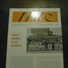 Coleccionismo de Revistas y Periódicos: REVIST NIKE DEL COLEGIO LA SALLE DE TARRAGONA. 1971. Lote 108886959