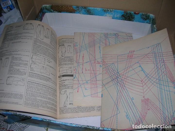 Coleccionismo de Revistas y Periódicos: Revista burda especial. E 206. Primavera-Verano 1993. - Foto 2 - 108929999