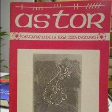 Coleccionismo de Revistas y Periódicos: ASTOR. CORTAFUEYU DE LA LLIGA CELTA D'ASTURIES. Nº 17. XIXON, 1990. 44 PAGINAS. 100 GRAMOS.. Lote 109034487