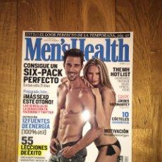 Coleccionismo de Revistas y Periódicos: REVISTA MENS HEALTH OCTUBRE 2011 NÚMERO 119. Lote 109055046