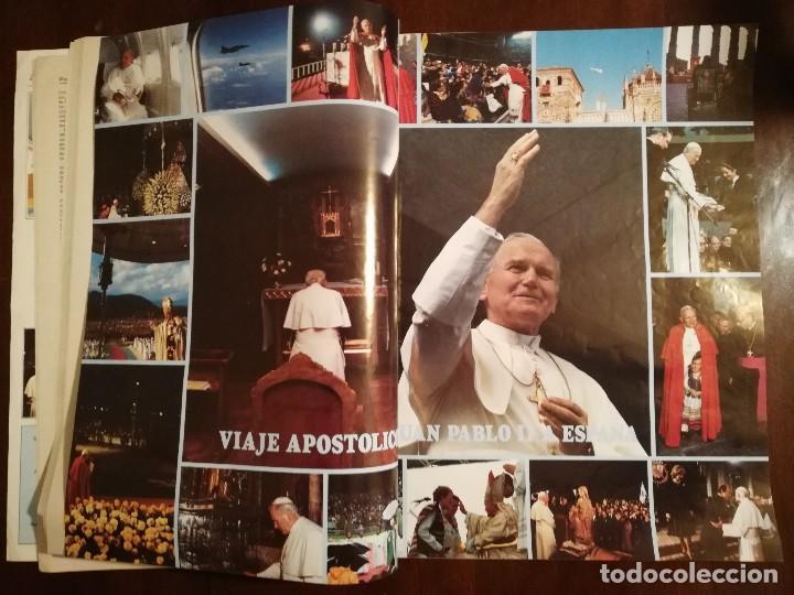 Coleccionismo de Revistas y Periódicos: REVISTA DEL VIAJE APOSTOLICO DE JUAN PABLO II A ESPAÑA 1982 - L´OSSERVATORE ROMANO - Foto 9 - 109055471