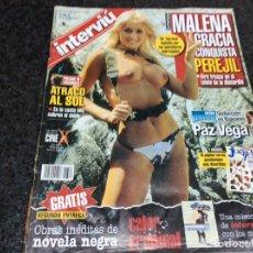 Coleccionismo de Revistas y Periódicos - INTERVIU Nº 1372 AÑO 2002; PAZ VEGA, MALENA GRACIA - 109059735
