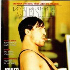 Coleccionismo de Revistas y Periódicos: GENTE. JAVIER BARDEM.DUNCAN DHU. MARILYN MONROE. CRISTINA DE BORBÓN. MARTIRIO.1994. Lote 109067655