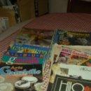 Coleccionismo de Revistas y Periódicos: LOTE DE 20 REVISTAS DE GANCHILLO,LABORES,,TODO PUNTO DE RED,ARTE EN GANCHILLO,TUS MANUALIDADES,ETC.. Lote 109068663