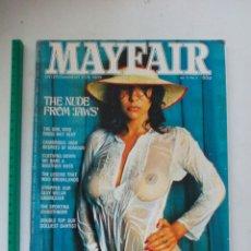Coleccionismo de Revistas y Periódicos: REVISTA MAYFAIR VOL 12 N 2 1977. Lote 109113290
