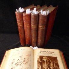 Coleccionismo de Revistas y Periódicos: REVISTA BLANCO Y NEGRO - GRAN MUNDO. 5 TOMOS. 1920-30. MISCELÁNEA. Lote 109207571