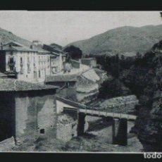 Coleccionismo de Revistas y Periódicos: ALBARRACÍN ( TERUEL ). VISTA DEL BARRIO.. Lote 109284267