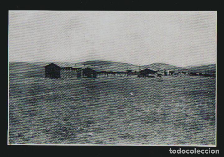 OJOS NEGROS ( TERUEL ). VIVIENDAS DE LOS MINEROS. (Coleccionismo - Revistas y Periódicos Antiguos (hasta 1.939))
