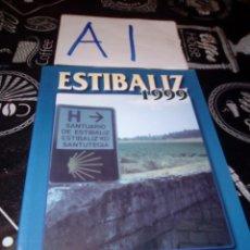 Coleccionismo de Revistas y Periódicos: REVISTA SANTUARIO DE ESTIBALIZ 1999. Lote 109318426