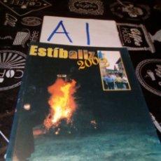 Coleccionismo de Revistas y Periódicos: REVISTA SANTUARIO DE ESTIBALIZ 2002. Lote 109318503