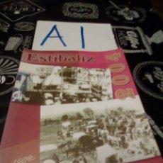 Coleccionismo de Revistas y Periódicos: REVISTA SANTUARIO DE ESTIBALIZ 2004. Lote 109318568