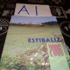 Coleccionismo de Revistas y Periódicos: REVISTA SANTUARIO DE ESTIBALIZ 2006. Lote 109318612