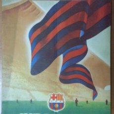 Coleccionismo de Revistas y Periódicos: REVISTA CLUB DE FUTBOL BARCELONA Nº 3 MAYO 1954 PUBLICIDAD IBERIA RADIO. Lote 109360547