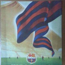 Coleccionismo de Revistas y Periódicos: REVISTA CLUB DE FUTBOL BARCELONA Nº 8 FEBRERO 1955 PUBLICIDAD. Lote 109360835