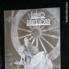Coleccionismo de Revistas y Periódicos: RADIO BARCELONA Nº570 AÑO 1935. Lote 109473975